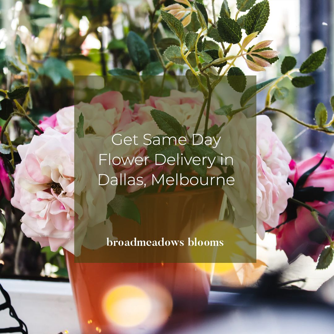 same day flower delivery dallas